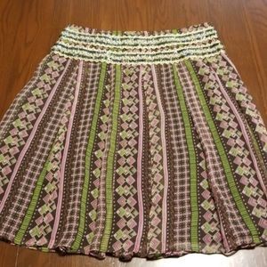 Free People Skirt with Sequin